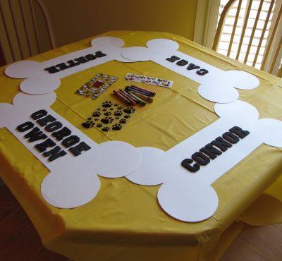 Una foto de una actividad de Peanuts para que los niños disfruten