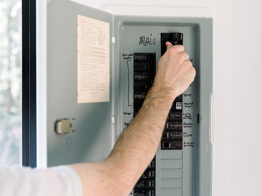 identifying and understanding your main circuit breaker  the spruce