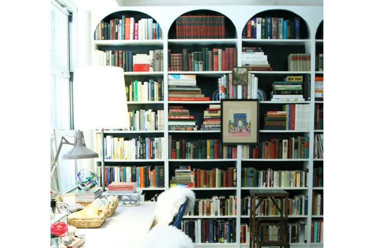 BILLY bookcase arches