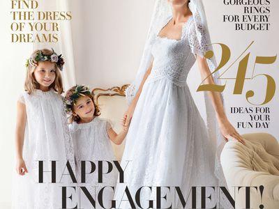 Free Wedding Magazines To Jump Start Your Planning