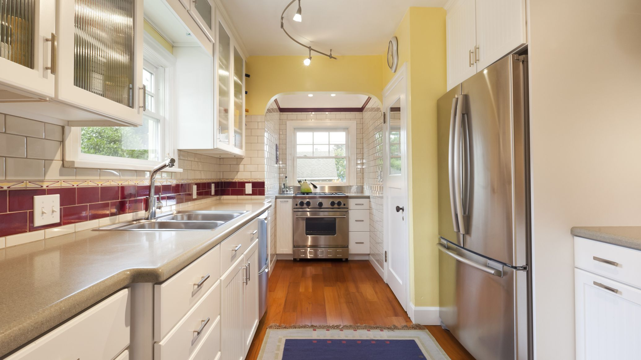 What Is a Galley Kitchen?