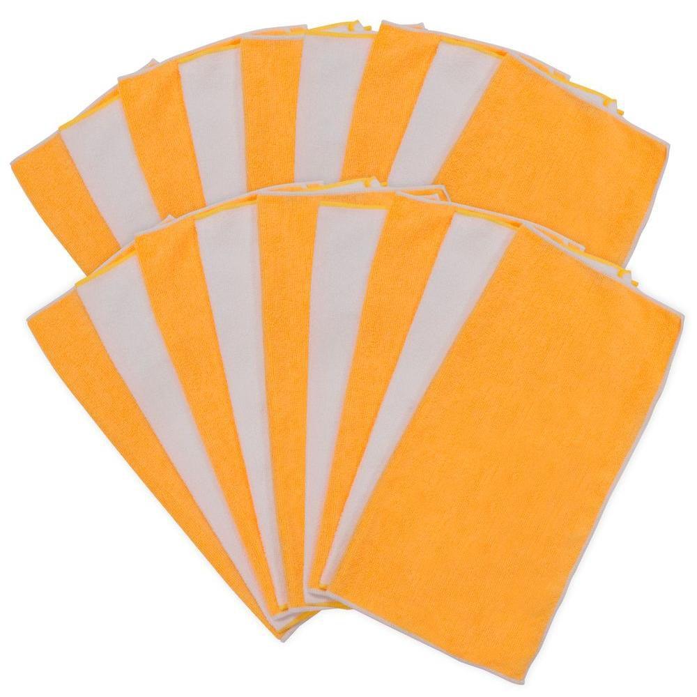 HDX Microfiber Towel Set