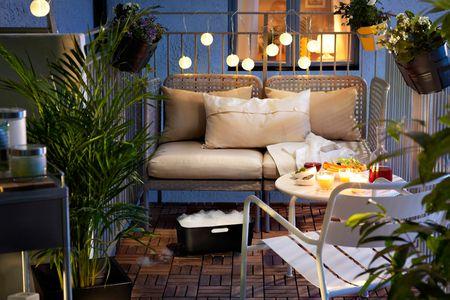 10+ Tiny Balcony Design Pics