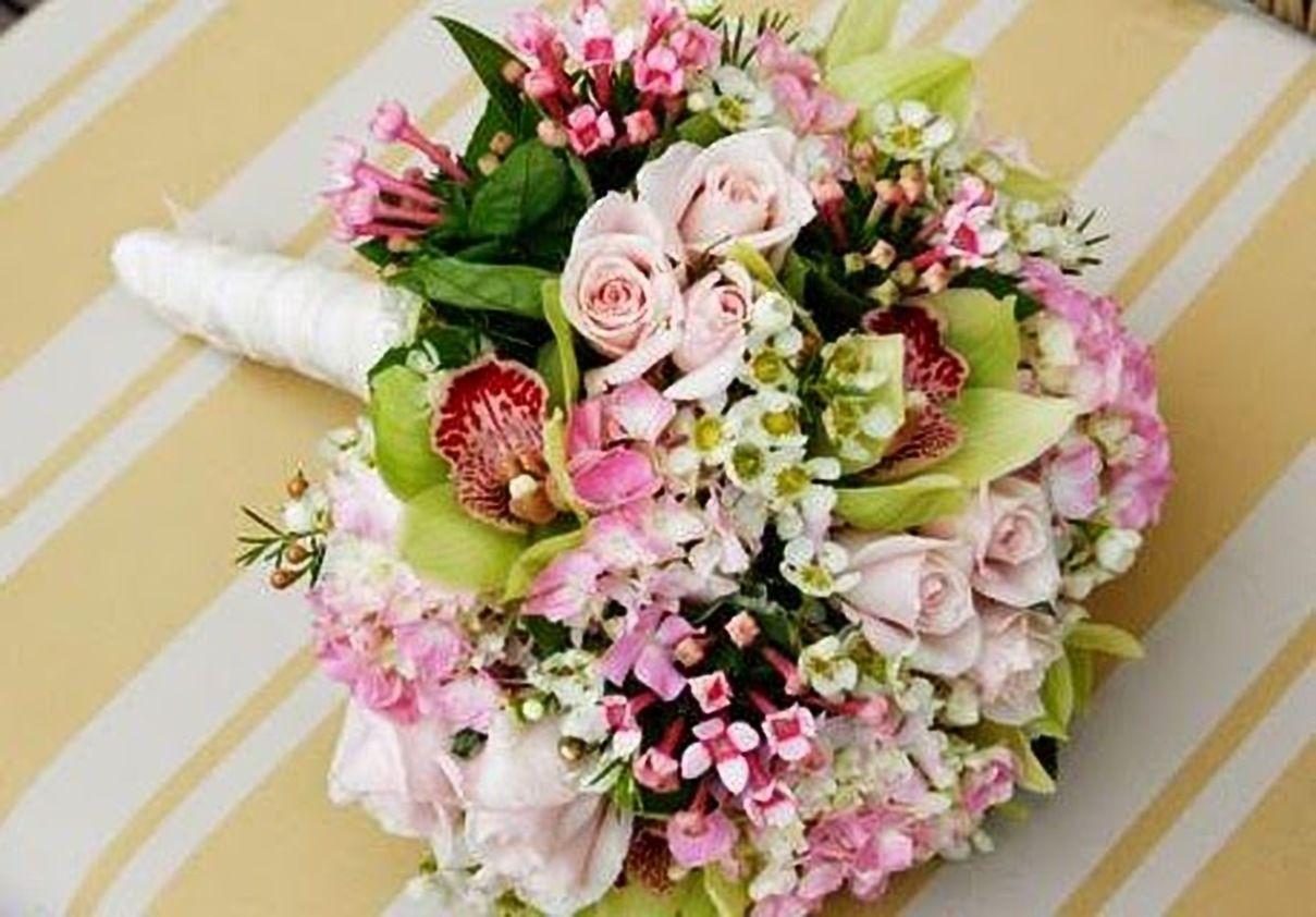 Winter Flowers For Weddings