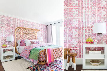 48 Beautiful Wallpapered Bedrooms Adorable Bedroom Designs Wallpaper
