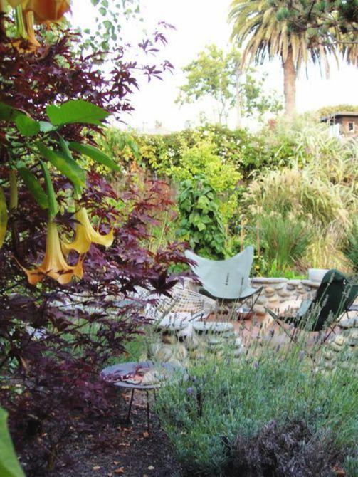 patio pequeño de berkeley