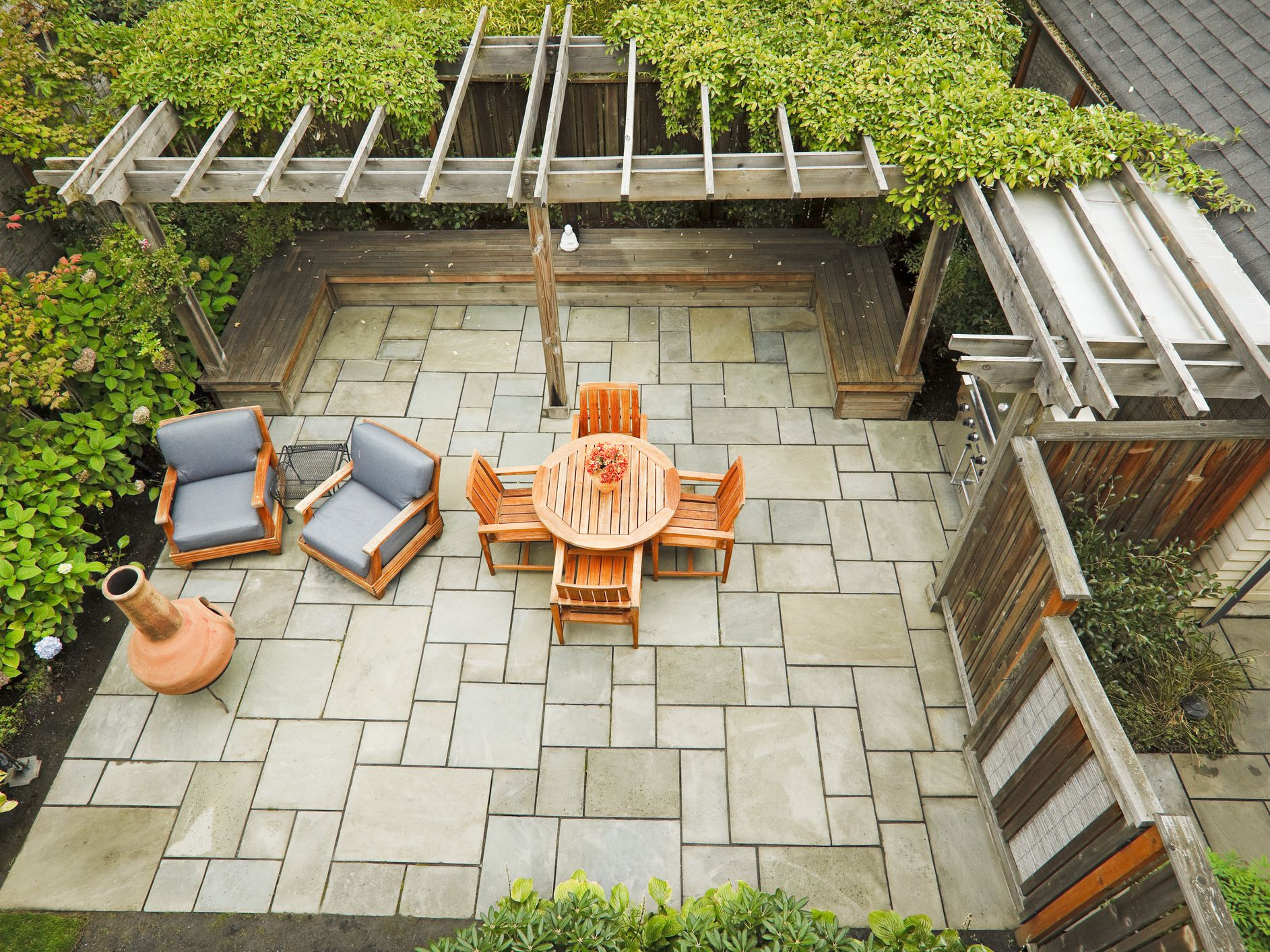 How To Design And Install A Paver Patio