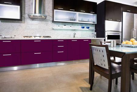 Clic One-Wall Kitchen Layout on
