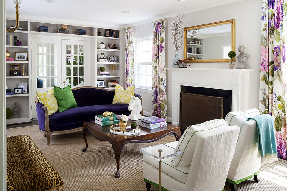 19 Soothing Cool Color Schemes For Decorating Your Home