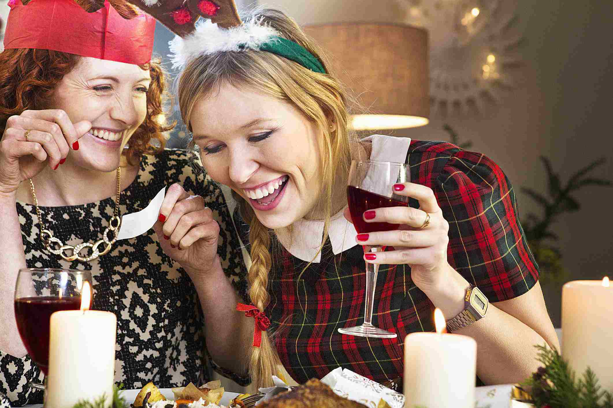 35 Christmas Party Games Just for the Adults