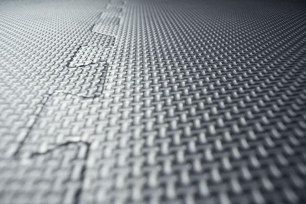 interlocking rubber floor tiles