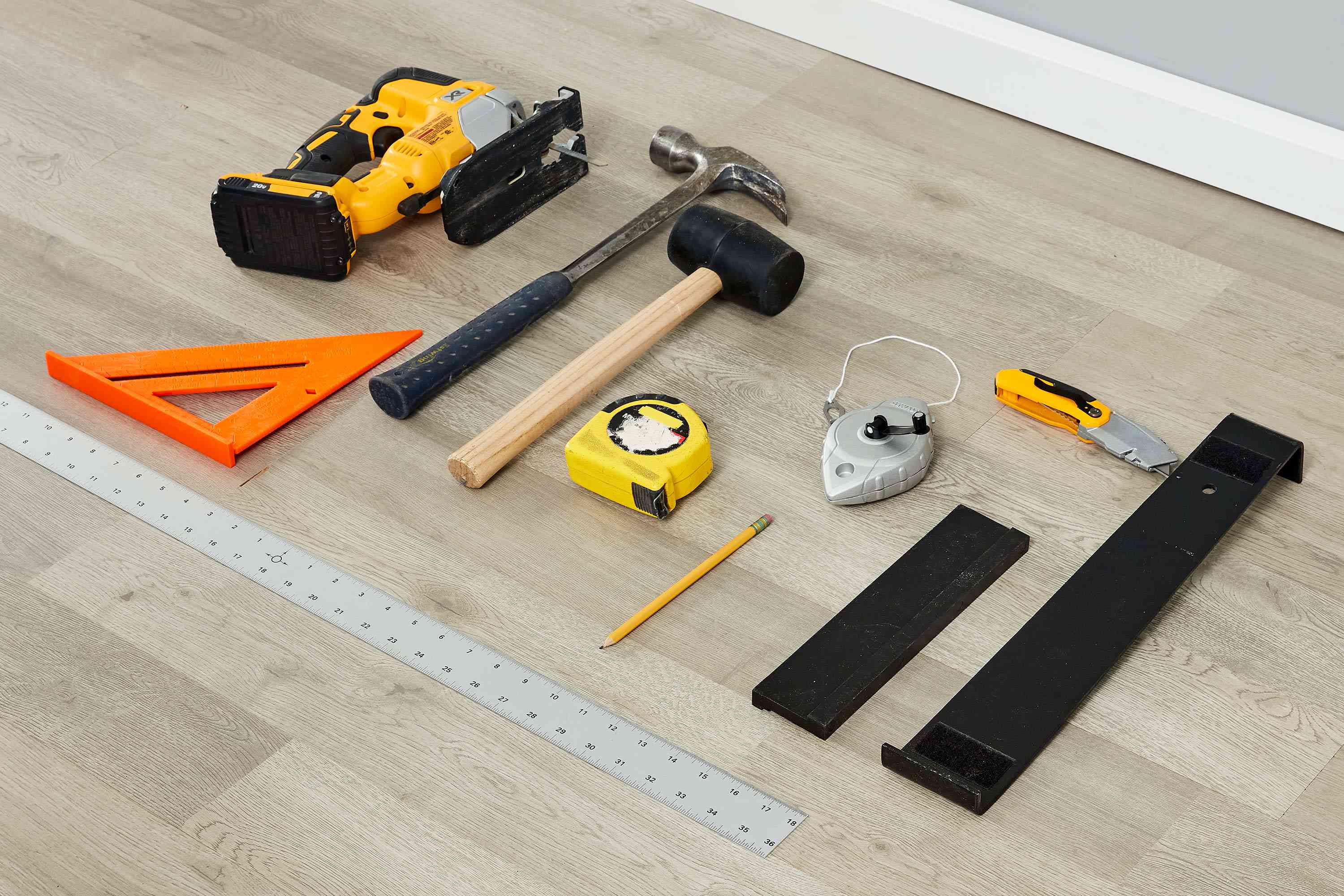 How To Install Laminate Flooring, What Supplies Are Needed To Install Laminate Flooring