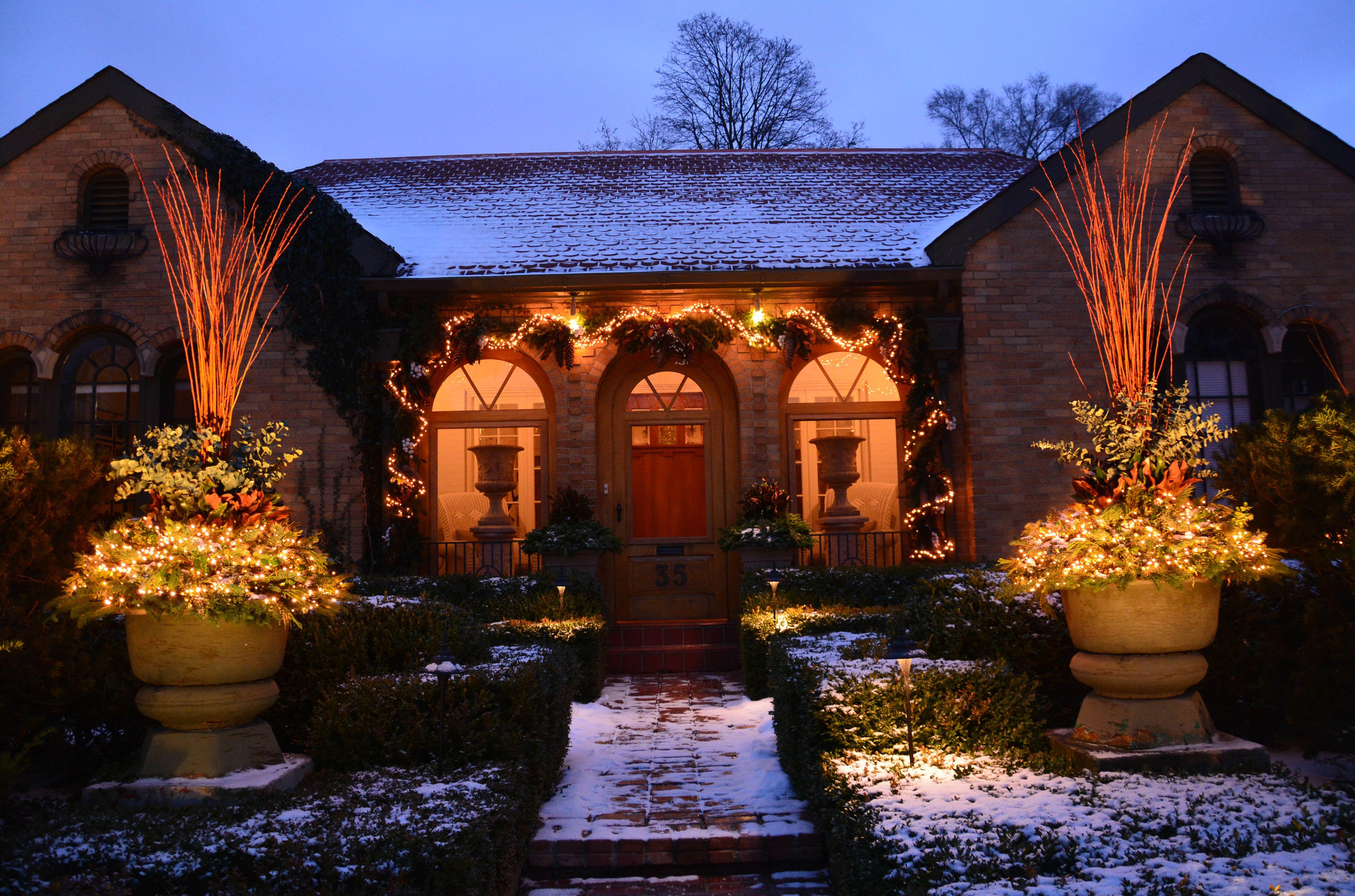 elegant holiday lightings