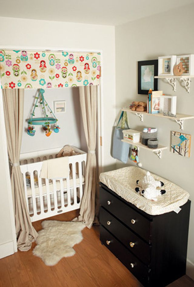Top 10 Small Nursery Ideas