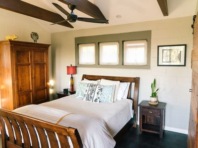 wood accents in decor