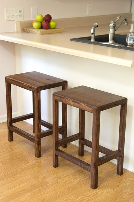 Free Bar Stool Plans You Can Build Today