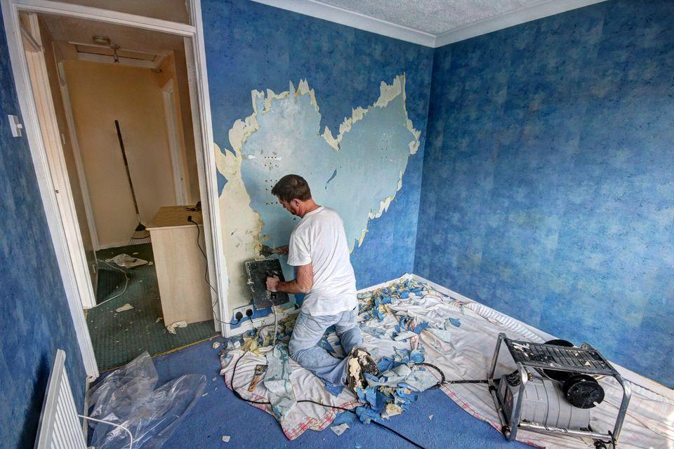 Removing Non Load Bearing Walls