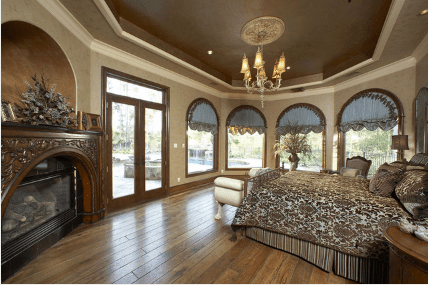 What Is The Tuscan Style In Bedroom Decoration