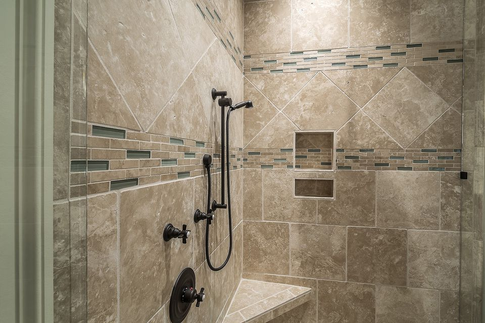 New Shower Tile Cover Up