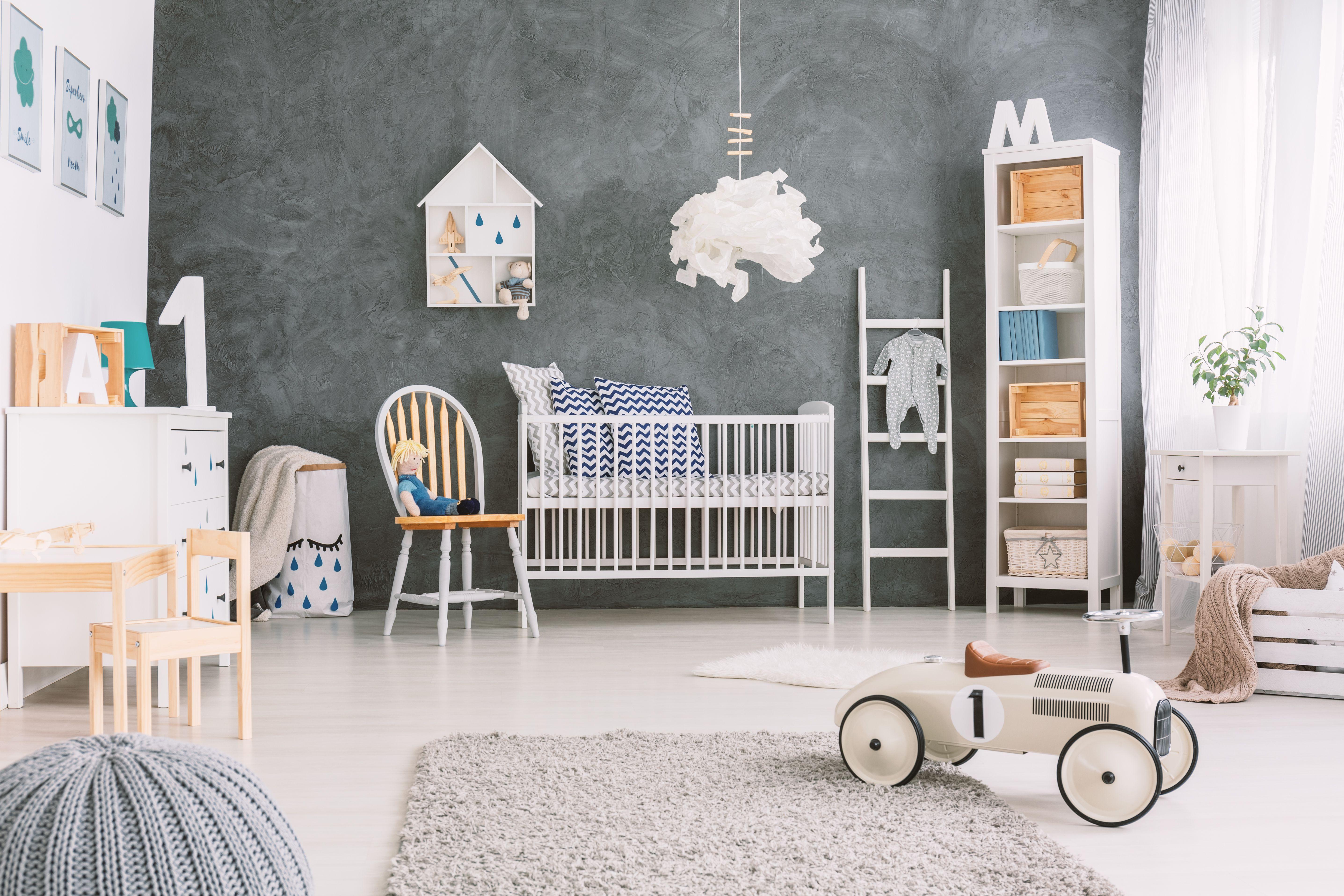 Nursery 101 How to Decorate a Nursery