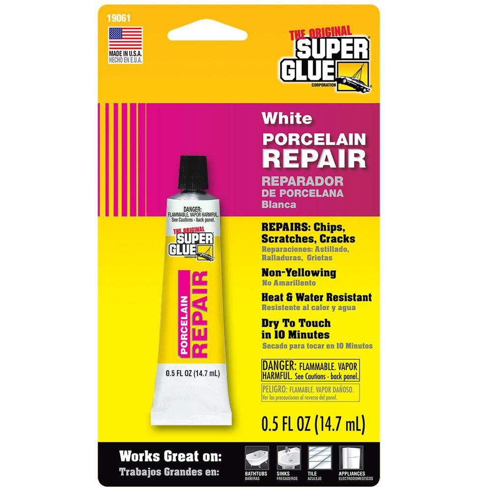 Best Super Glue White Porcelain Repair