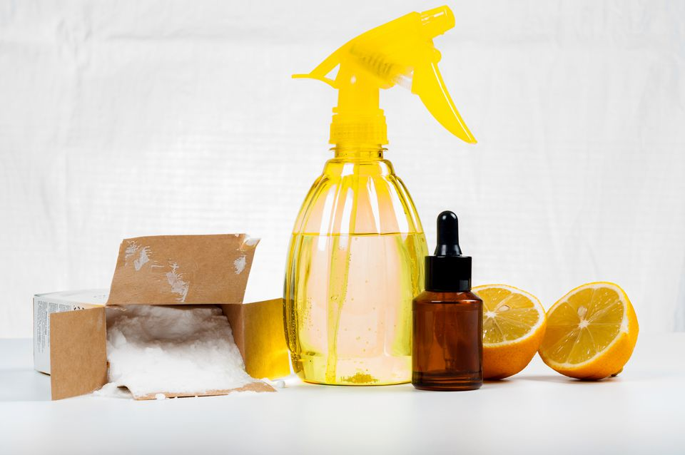 An array of surprising cleaning products