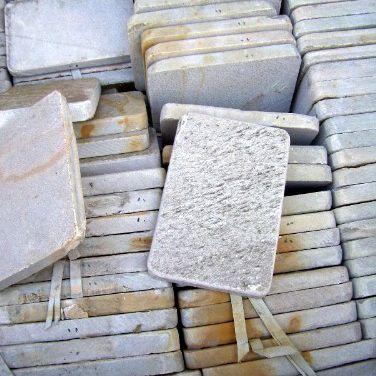 grey stone tiles for patio flooring