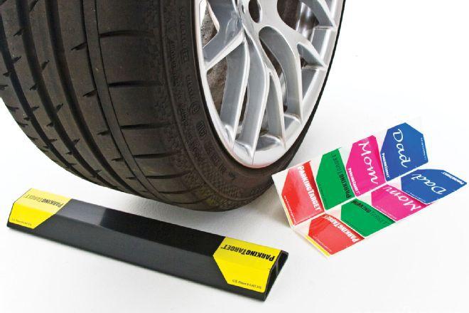 Practical garage parking aids parking target solutioingenieria Gallery