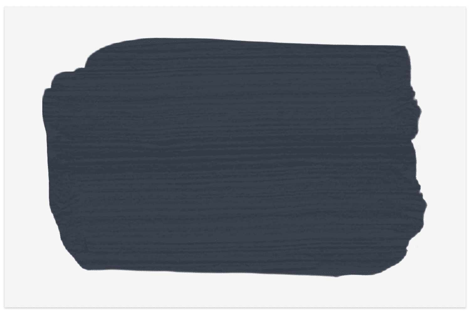 Sherwin-Williams Charcoal Blue swatch