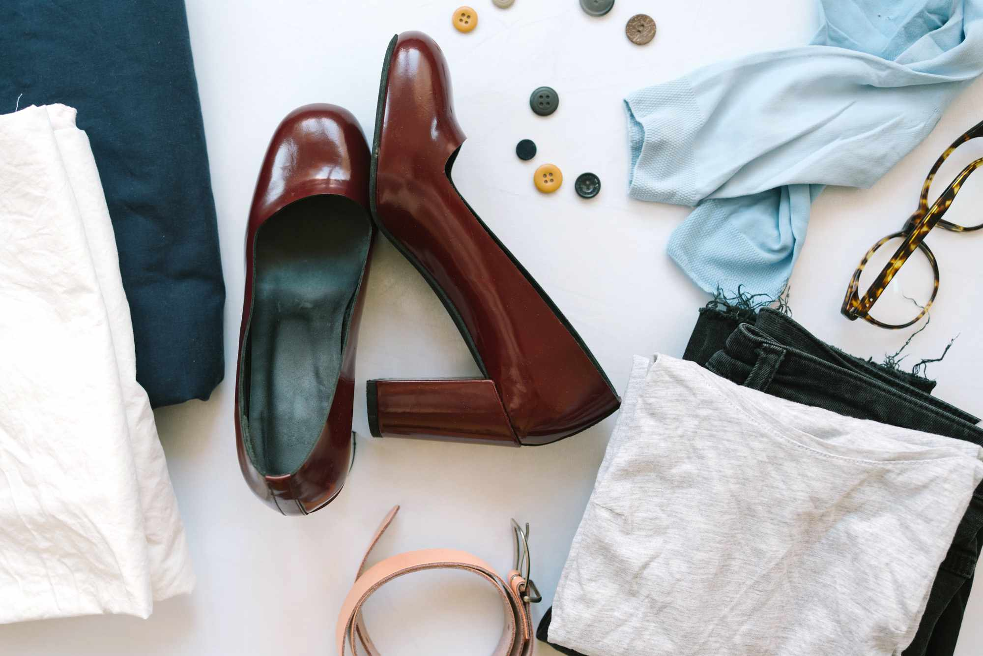 items to get rid of from your closet