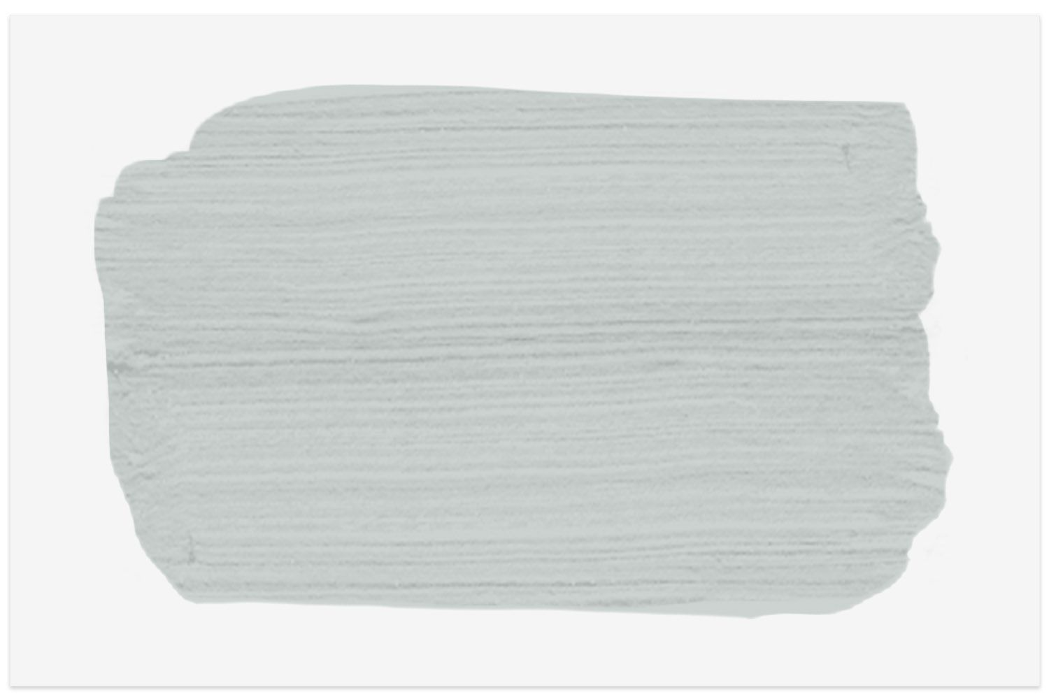 Pale Smoke 1584 paint swatch from Benjamin Moore