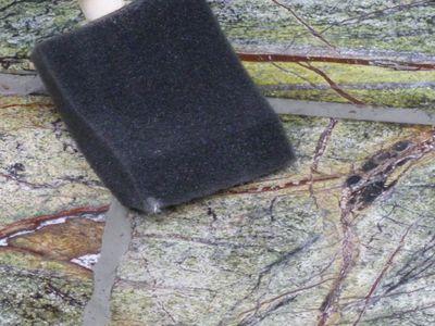 test marble sealer