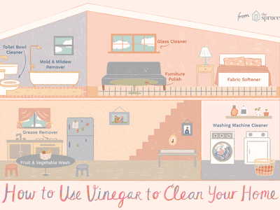 How Make Your Own Aromatic Vinegar Spray for Cleaning