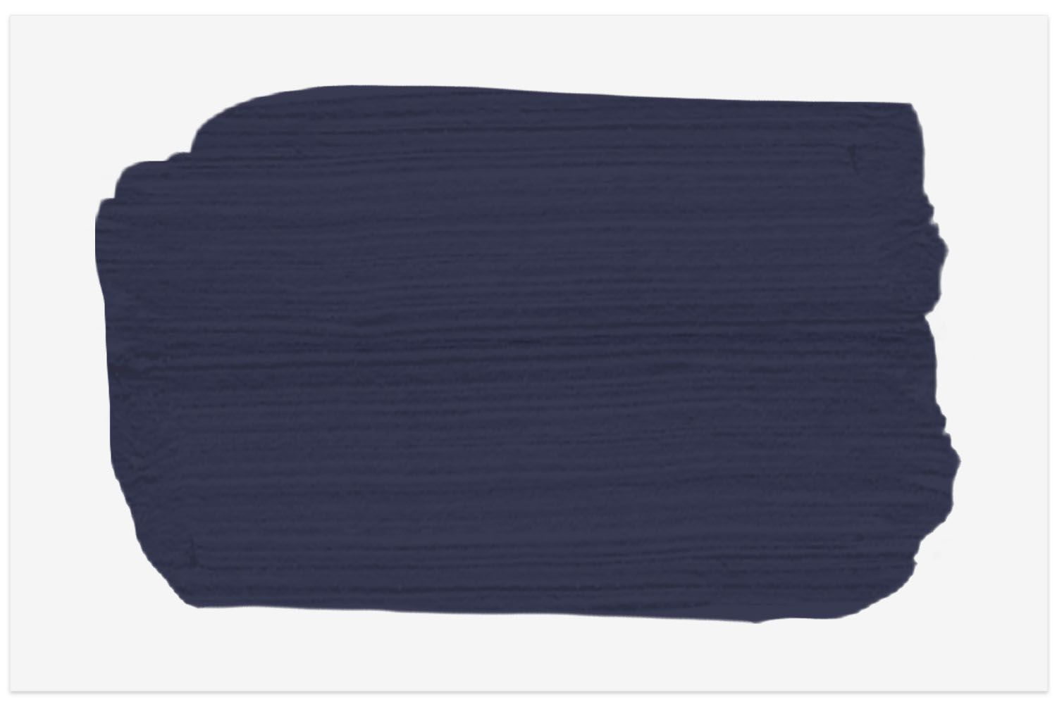 The Spruce Paint swatch in Cosmic Sapphire