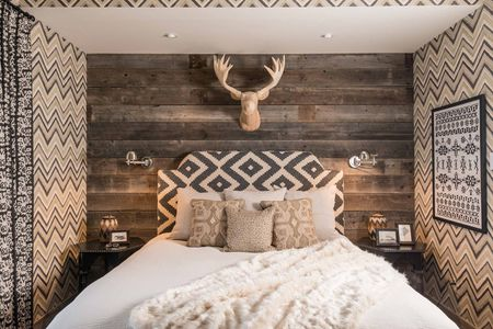 22 Modern Rustic Bedroom Decorating Ideas