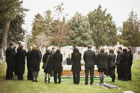Kind and Caring Words to Say to the Family at a Funeral