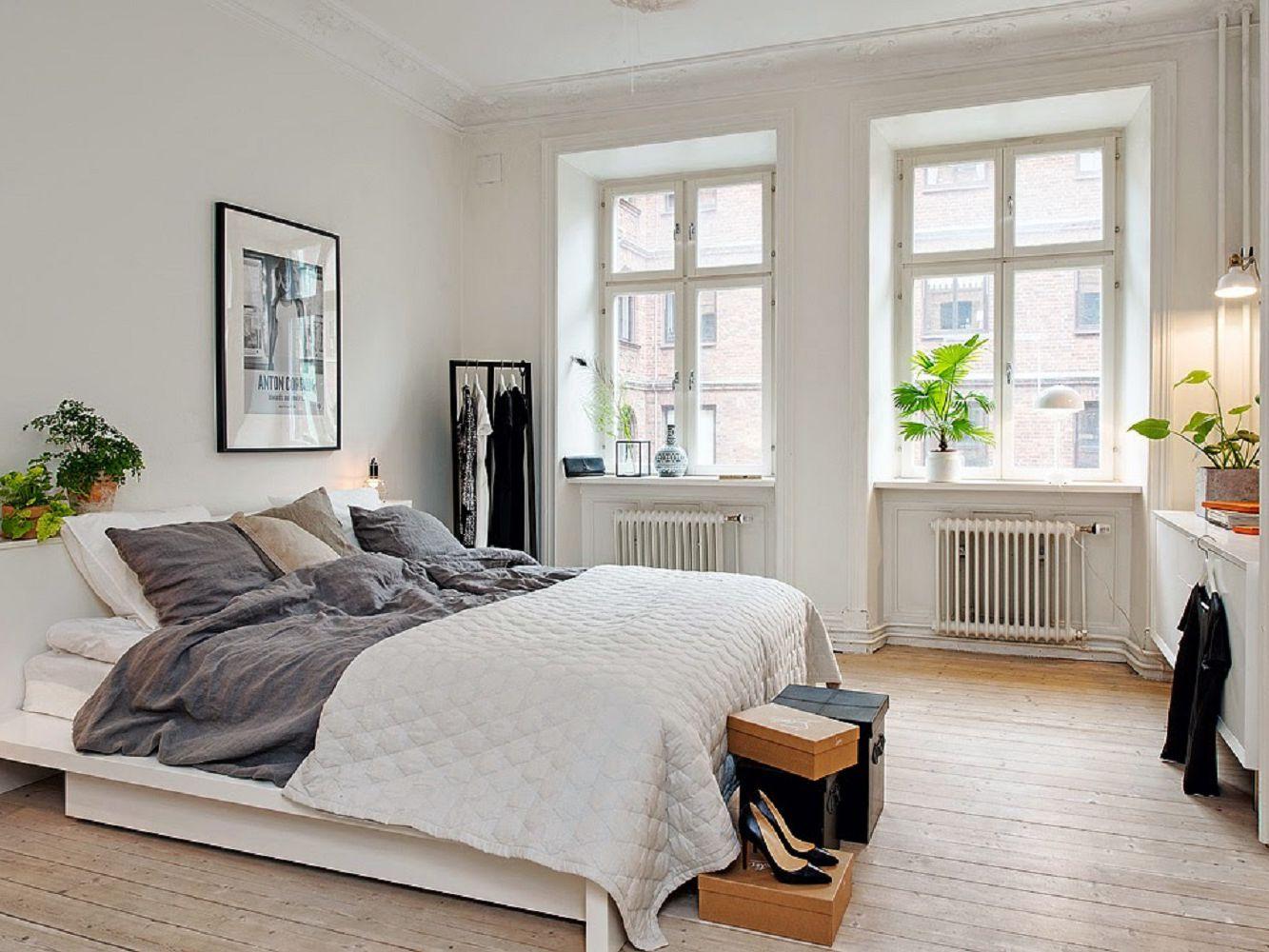 23 Scandinavian Bedroom Design Ideas