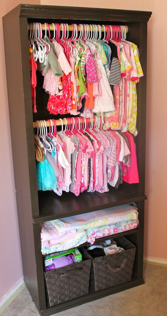 10 Storage Solutions for Kids\' Bedrooms Without Closets