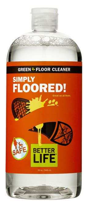 9 Green Cleaners That Leave Your Floors Spotless