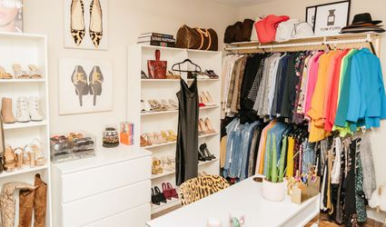 Chimee Ahaiwe closet office