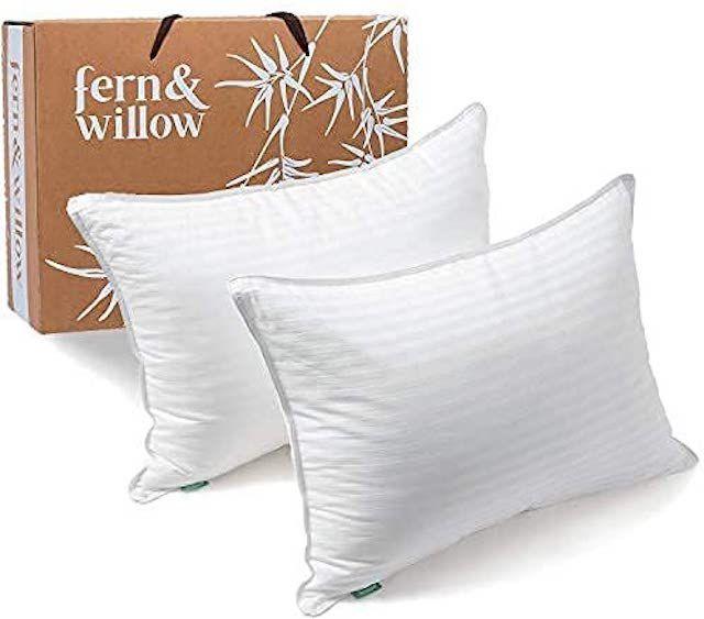 Fern & Willow Pillows