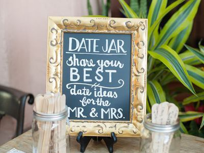 Creative Wedding Picture Frame Ideas
