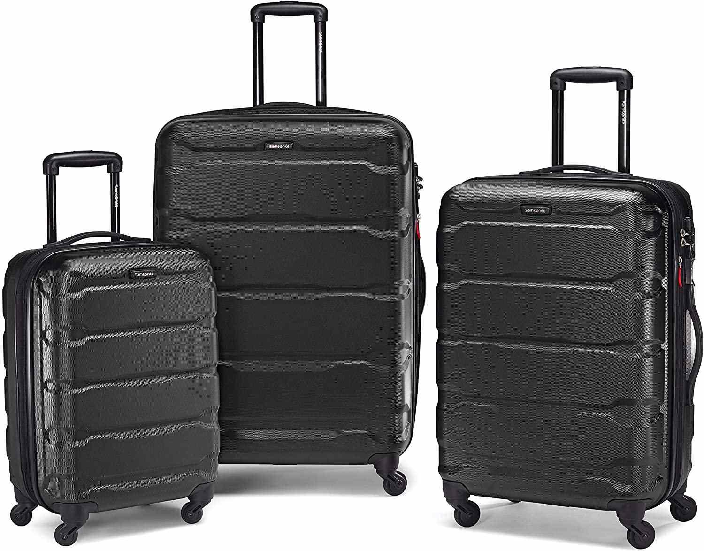 Samsonite Omni 3-Piece Spinner Luggage Set