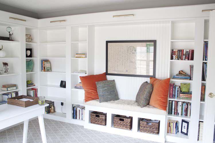 Super 19 Ingenious Ikea Billy Bookcase Hacks Beutiful Home Inspiration Aditmahrainfo