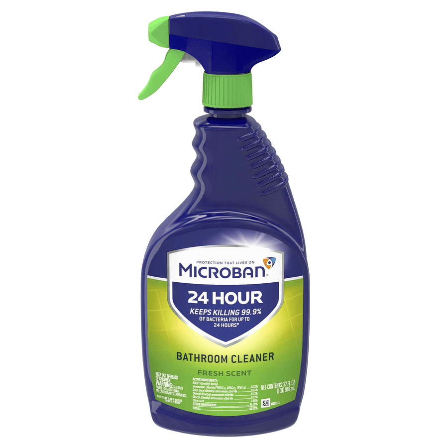 The 8 Best Bathroom Cleaners Of 2021