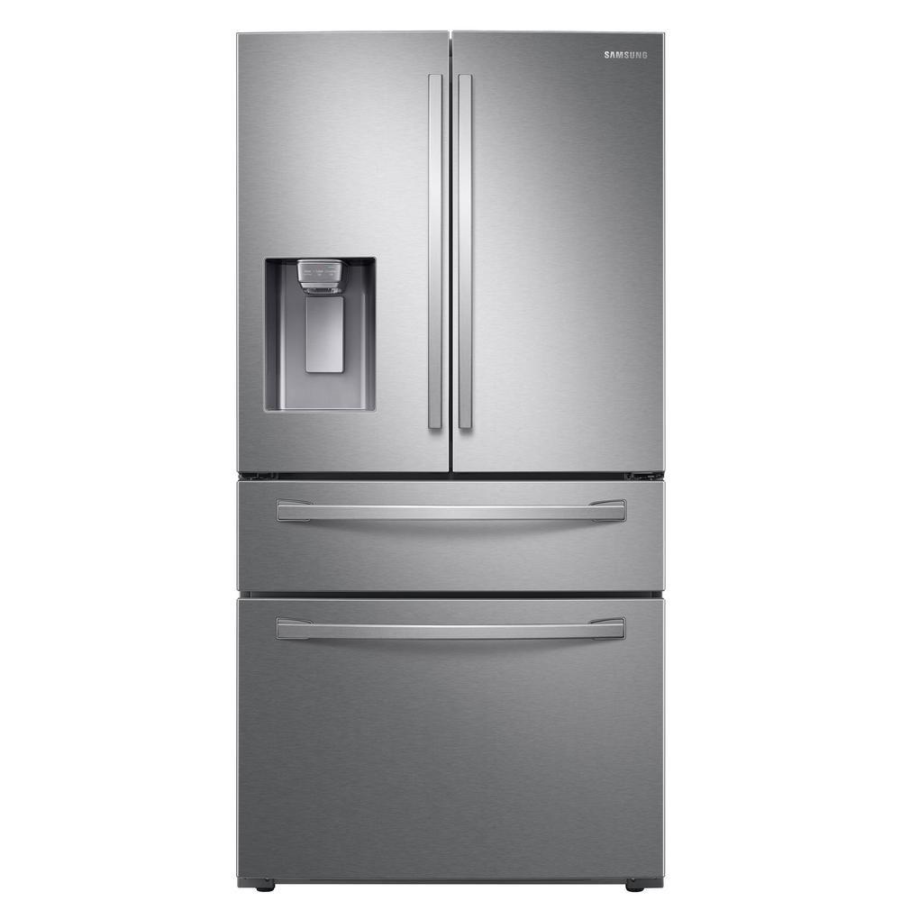 Samsung 4-Door French Door Refrigerator