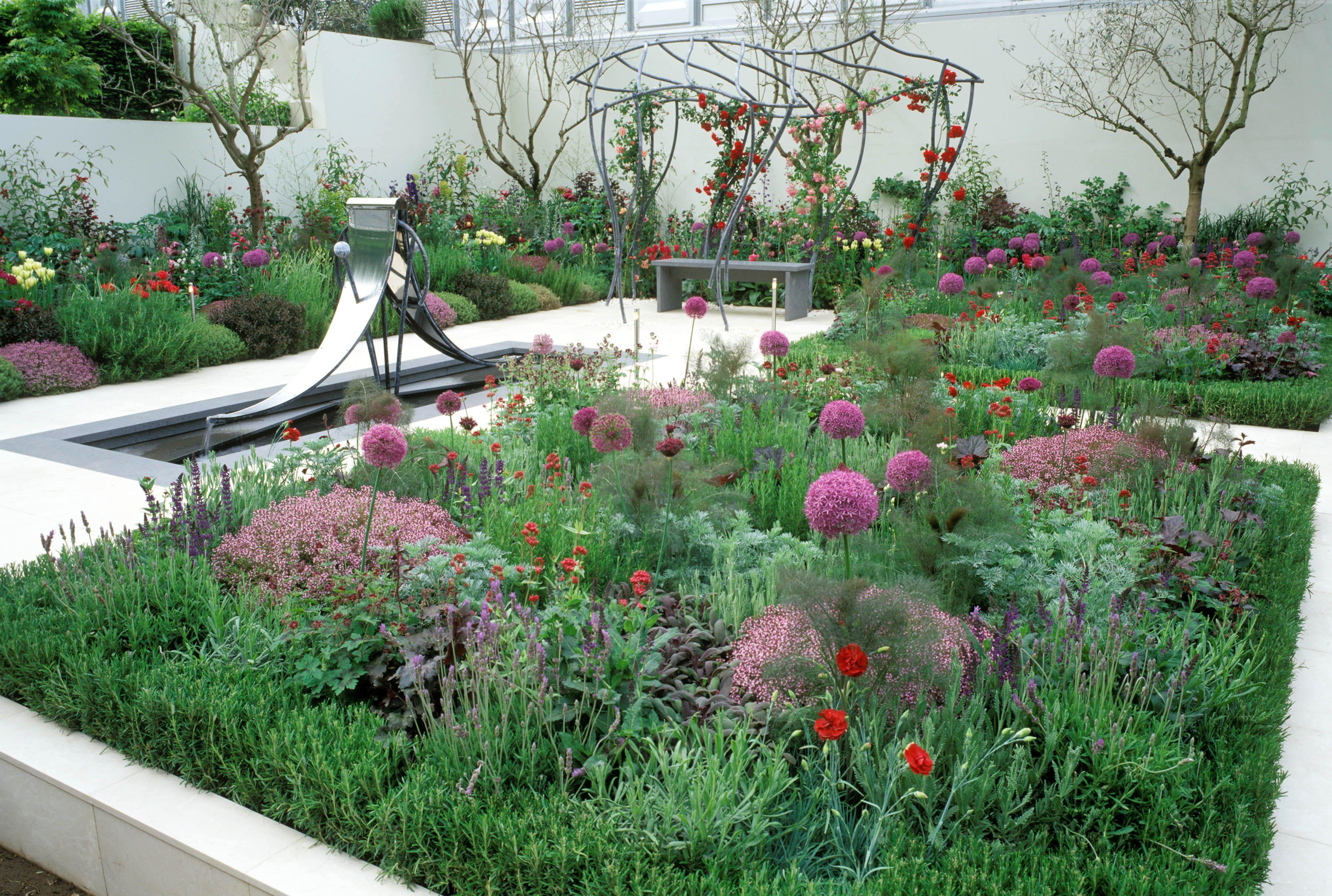 garden color scheme