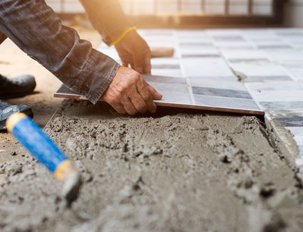 When To Use A V Notch Or Square Notch Tile Trowel