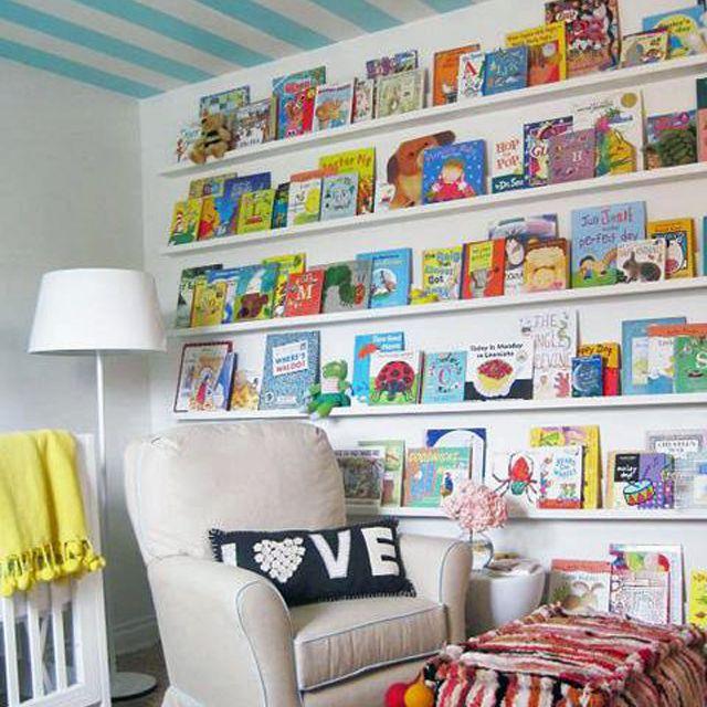 15 Creative Nursery Wall Ideas