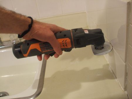 How to Easily Remove Old Tile Grout How To Remove Bathroom Tile Grout on metal removing grout from tile, how do i put grout on tiles, bathroom floor tile,